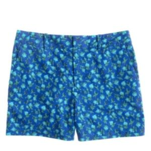 Madewell Shorts - Madewell Broadway & Broome Blue Floral Shorts